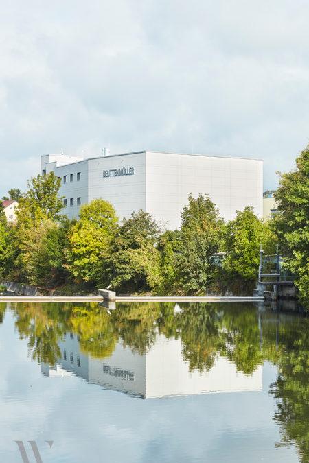 Erweiterung Industriehalle