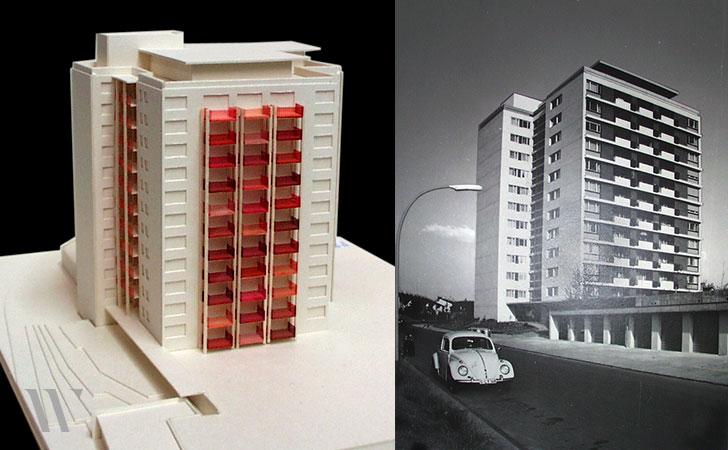 Modernisierungskonzept Wohnhochhaus