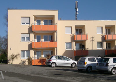 Modernisierung 12-Familienhaus