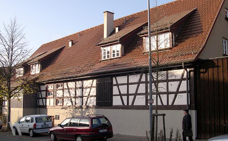 Sanierung Fachwerkhaus