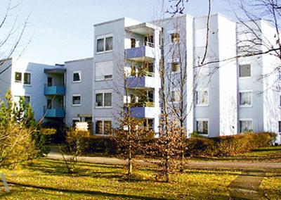 Modernisierung 2 Mehrfamilienhäuser