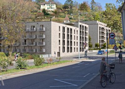 Neubau von 200 Mikro-Apartments